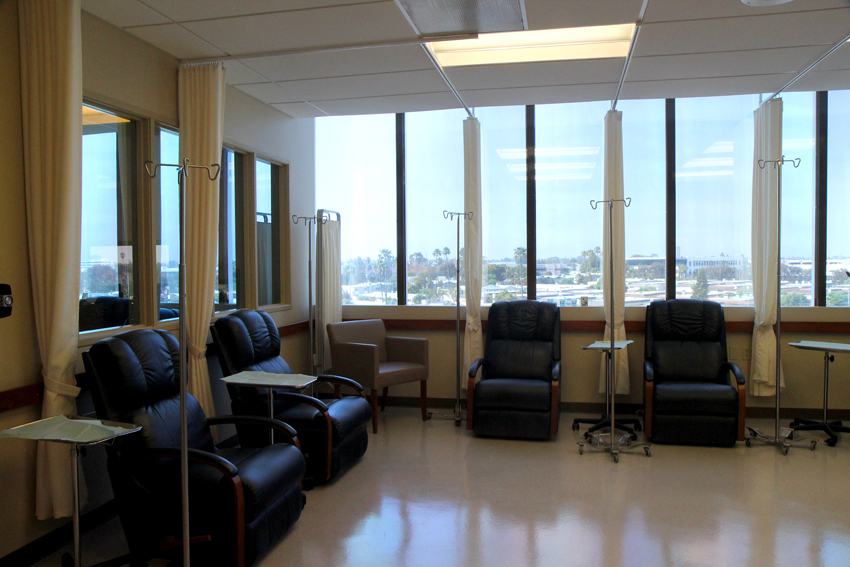 GALLERY 19:  INFUSION / CHEMOTHERAPY